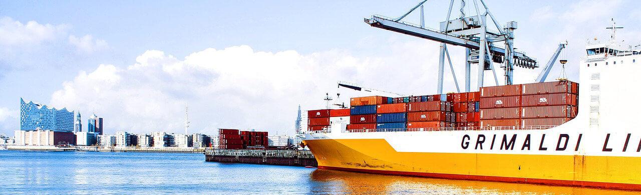 sea shipment exports